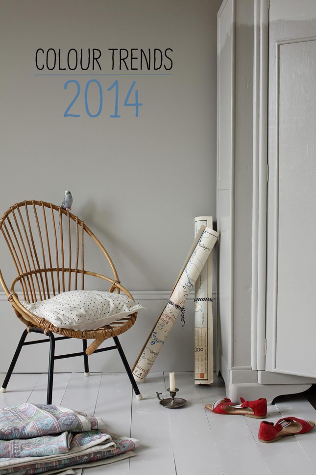 Happy Interior Blog: Colour Trends 2014
