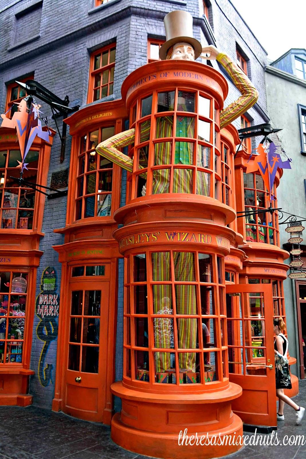weasleys wizard wheezes shop wwwimgkidcom the image