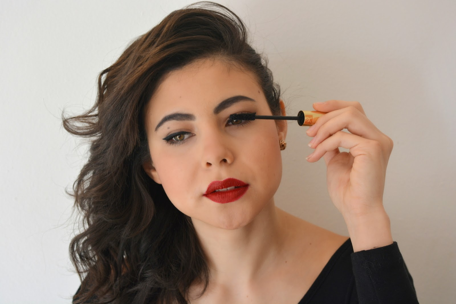 Beauty, Juliane Borges, YSL beauty, Yves Saint Laurent, Mascara Volume Effet Faux Cils, mascara, Culture and Trend