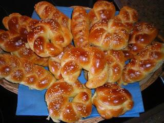 خبز البريوش
