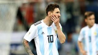 Argentina v Croatia: Diego Simeone blasts Messi, gives reasons Ronaldo is better than Barcelona star