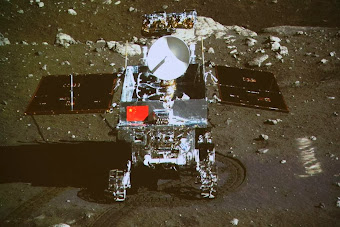 CHINA'S MOON MISSION: