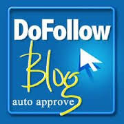 DAFTAR BLOG DOFFOLLOW AUTO APPROVE 2013
