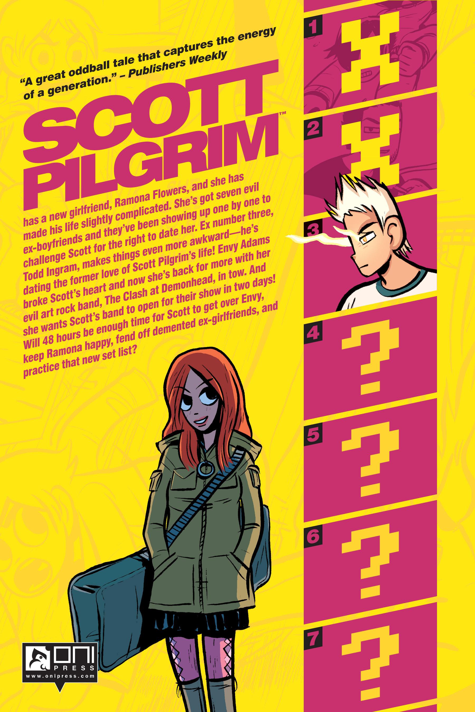 Read online Scott Pilgrim comic -  Issue #3 - 228