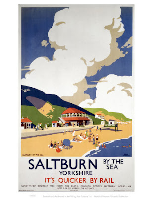 Saltburn on sea