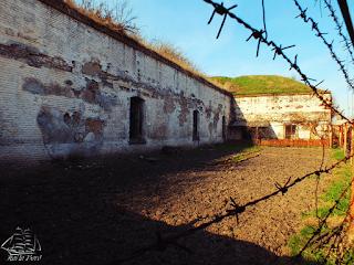 curte fort jilava