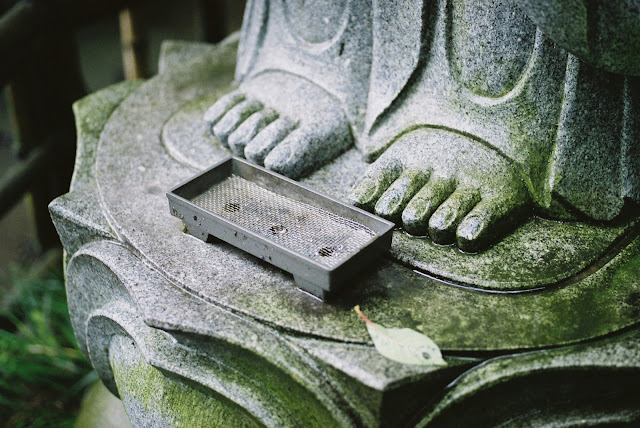 jizo's feet