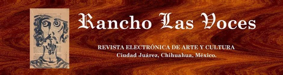 Revista Rancho Las Voces