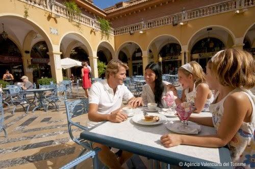 El gasto de turistas foráneos en la Comunitat Valenciana aumenta un 12,7% en abril