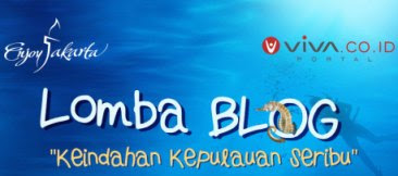 Lomba Blog Keindahan Pulau Seribu