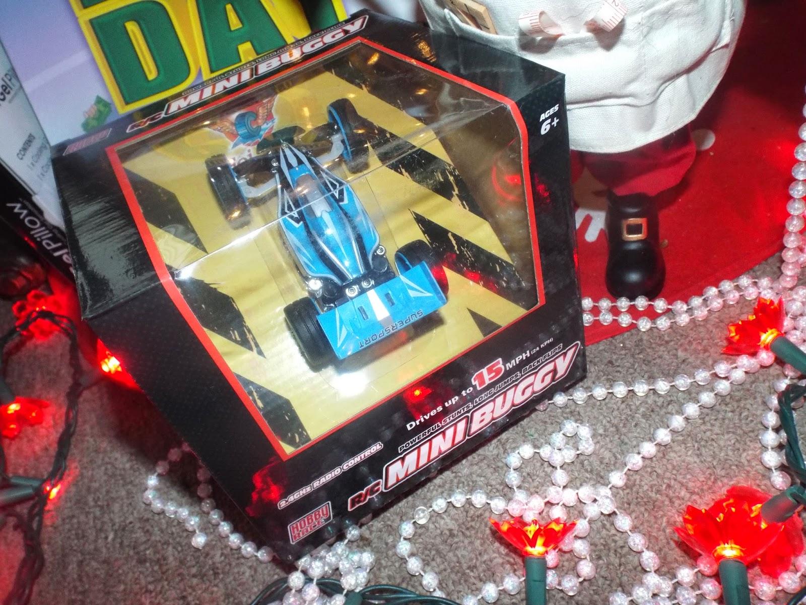 A SassyHolidays Gift Idea: Hobby Racer Mini Buggy