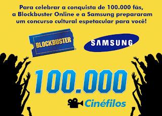 Concurso Cultural: 100.000 Cinéfilos