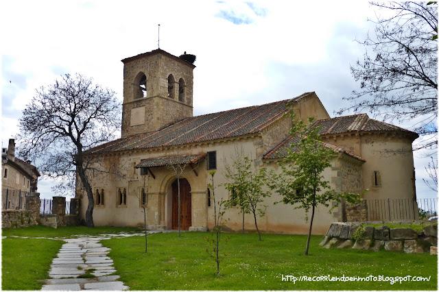 iglesia románica S. Nicolas de Bari, Torrecaballeros