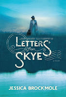 Letters from Skye Jessica Brockmole cover