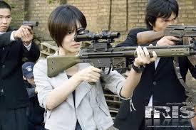 Phim Mật Danh Iris - IRIS 1