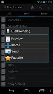 Cara Mengubah Tampilan Font di Hp Android