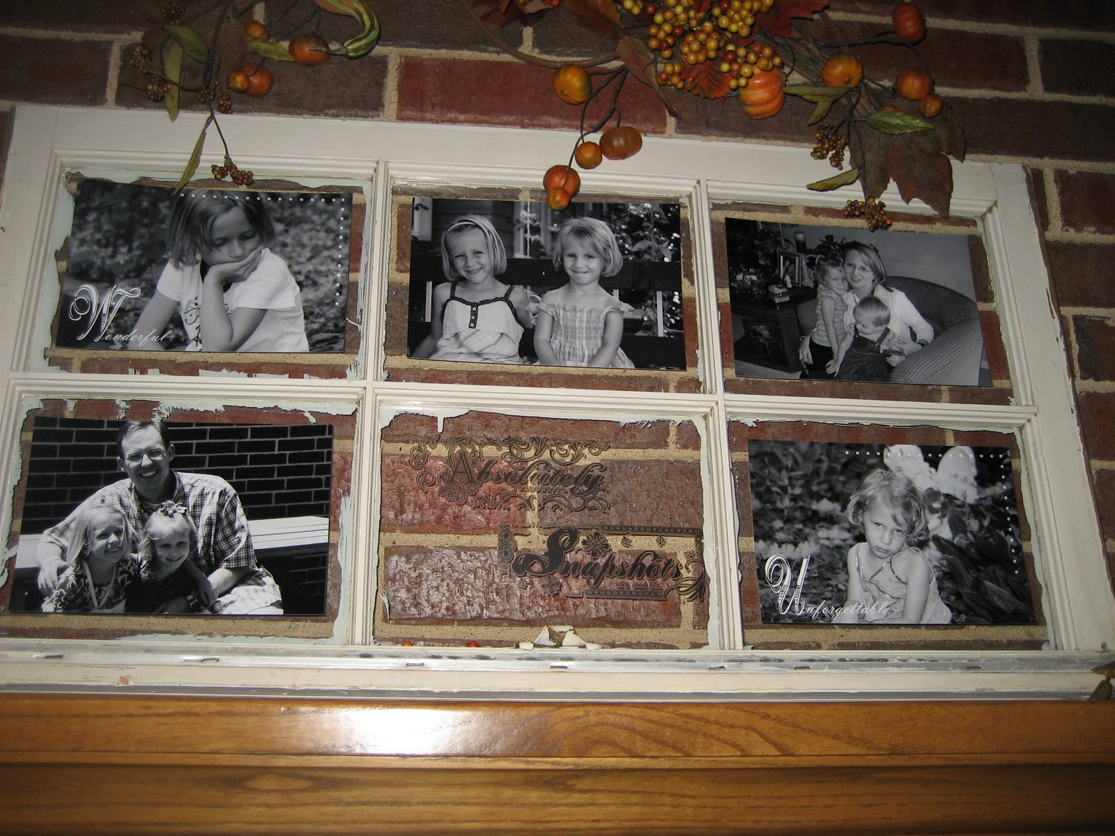 Chasing fireflies fairytales vintage window frame for What to do with old frames
