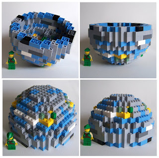 LEGO 3D ball