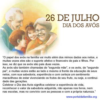 """Uma homenagem da EMEIEF """"Professora Jocelina Nogueira"""" ao dia dos avós!"""