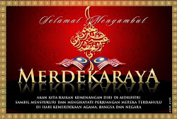 SELAMAT MERDEKA RAYA DARI WARGA KERJA BADARKHUBRO