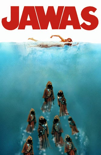 May The Fourth Be With You Star Wars Jawas poster