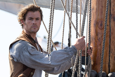 In The Heart of the Sea starring Chris Hemsworth