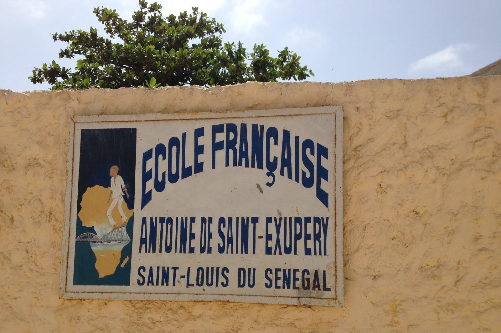 Ecole Française à St-Louis