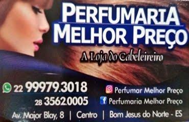 PERFUMARIA MELHOR PREÇO