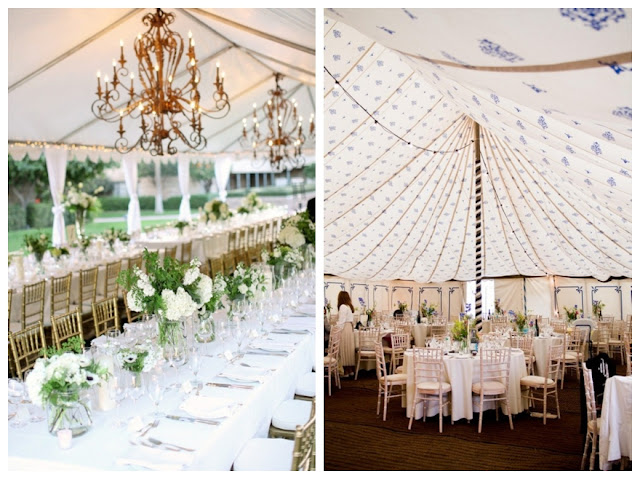 Fabulous Wedding Marquee Inspiration