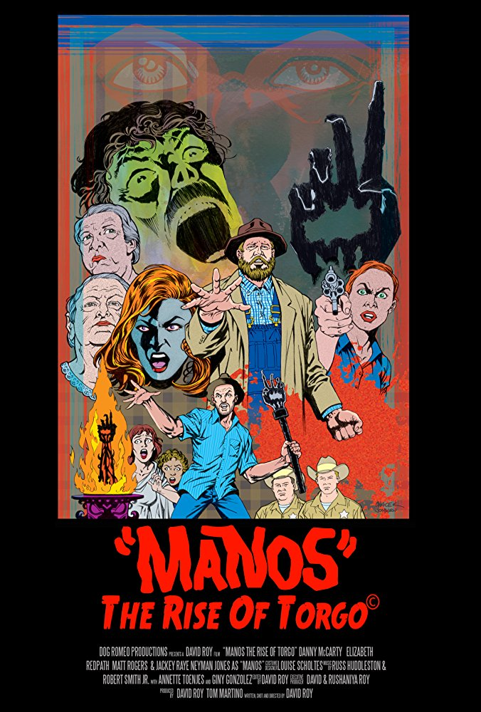 """MANOS"", The Rise of Torgo"