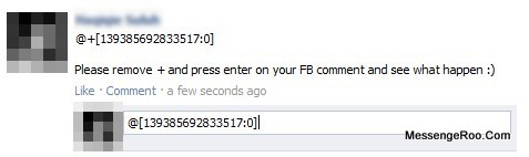 Facebook Trick Im a Monkey