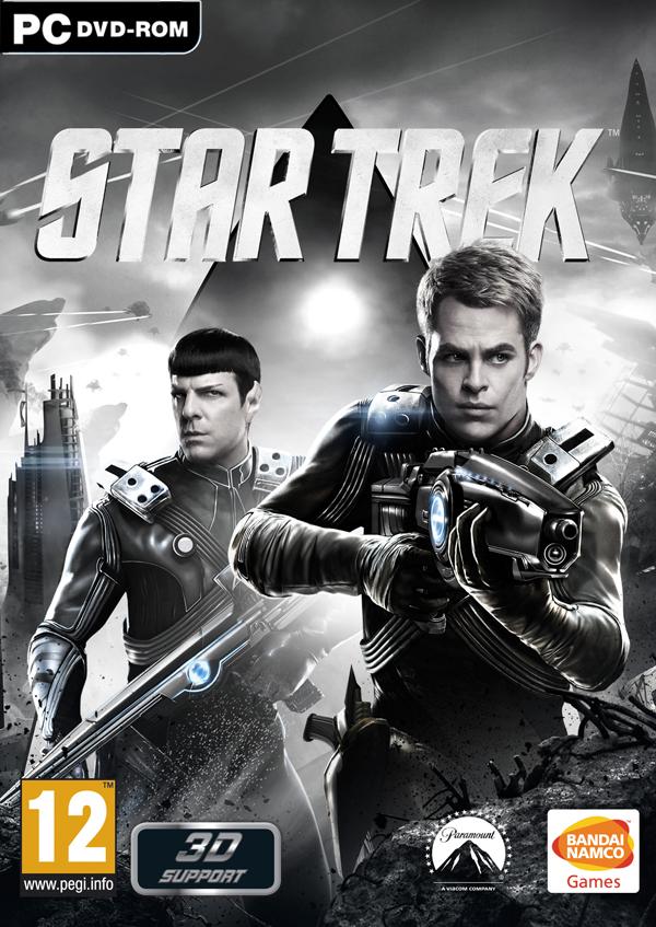 Star Trek - Portada PC