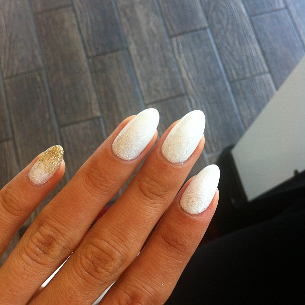 Nail Designs Almond Shape - Nails Gallery