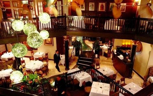 Crustacean Restaurant Bervely Hills Los Angeles