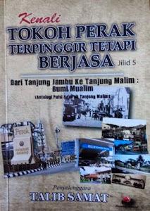 Antologi Puisi Sejarah Tg.Malim
