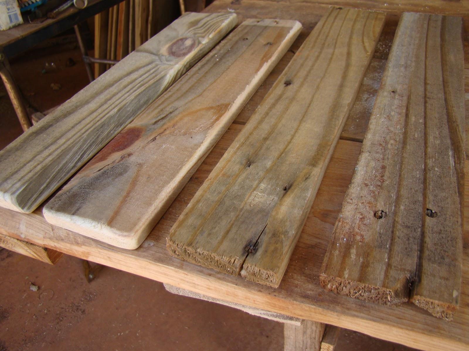 Baseada na Reciclagem: Peças de Decoração em Madeira Reciclada #986233 1600x1200