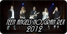 TEEN ANGELS NO GRAN REX 2012
