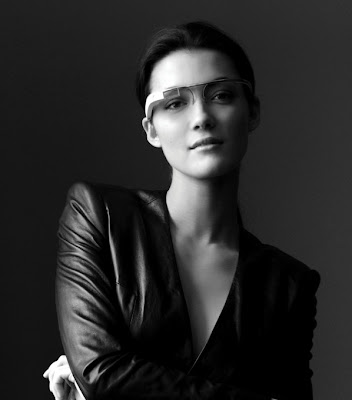 Google touts augmented reality glasses