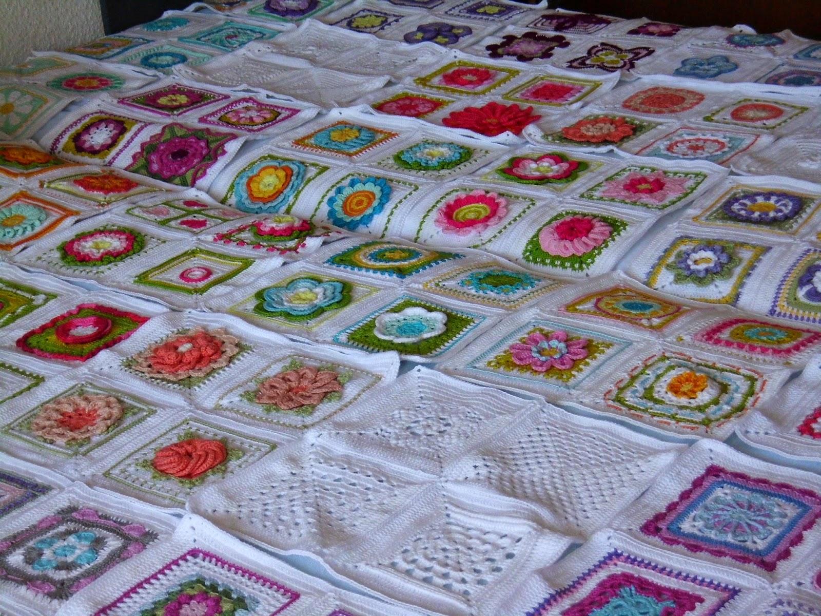 Häkeln, stricken und alles was Spaß macht!: Granny Square ...