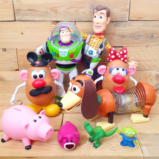 PIPANCLA TOY STORY