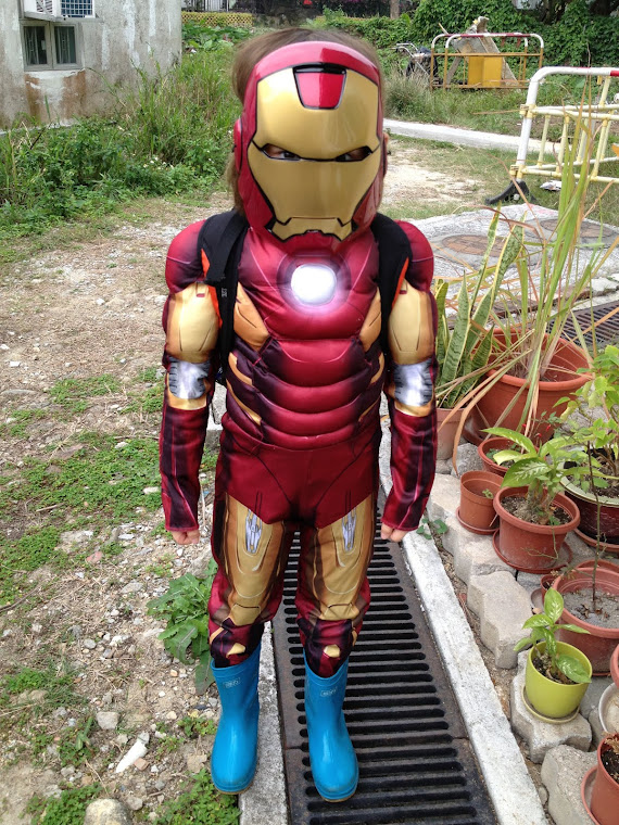 Ironman December 2012