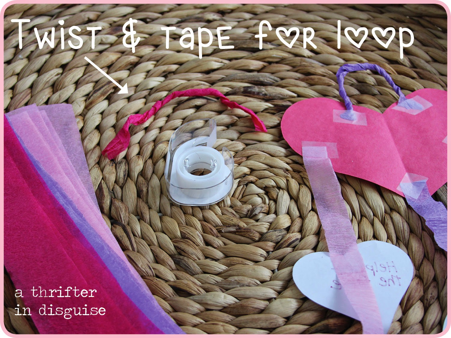 Valentine's Day Kids Easy Project
