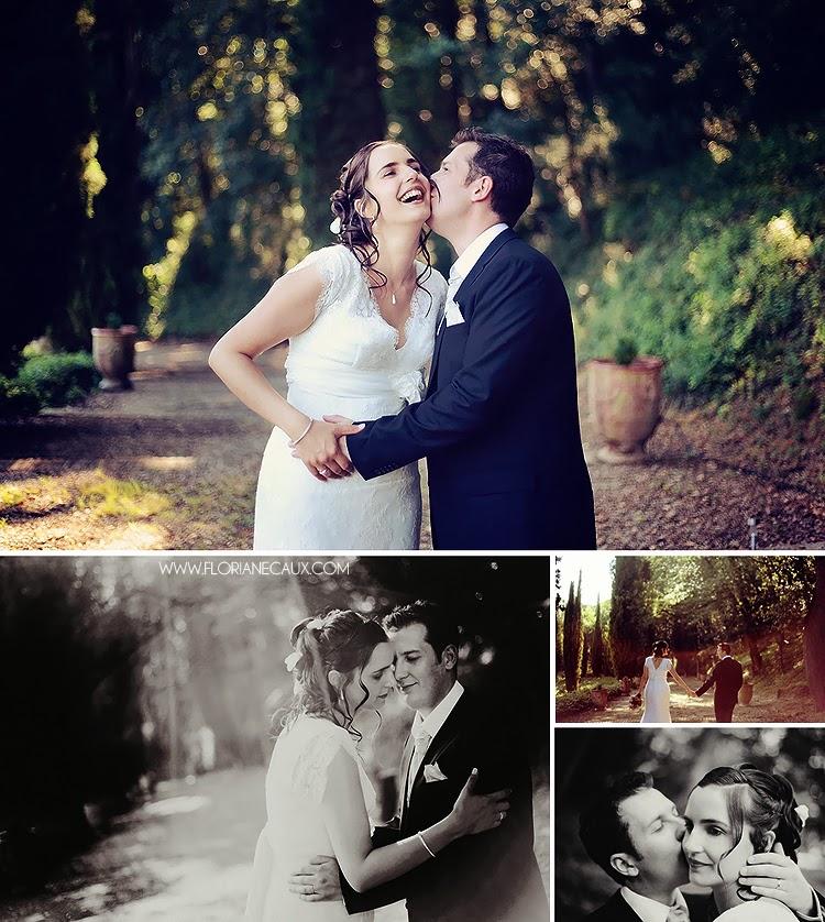 sg une belle rencontre et un beau mariage plein de sincrit en arige au chteau de roques teilhet 09 et un sublime bouquet de la trs trs trs - Photographe Mariage Ariege