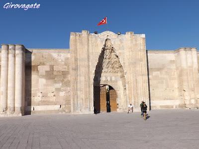 caravanserraglio Sultanhani Turchia