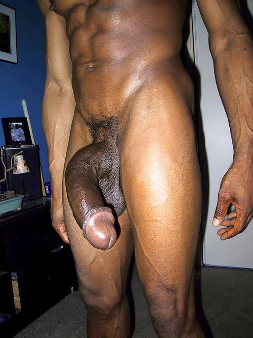Do men have big black dick s