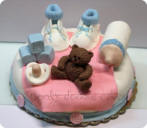 baby shower cakes baby boy shower cakes homemade