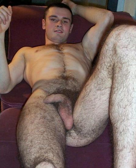 Голые волосатые парни гей фото