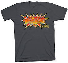 Official Whizbang Pinball T-Shirts
