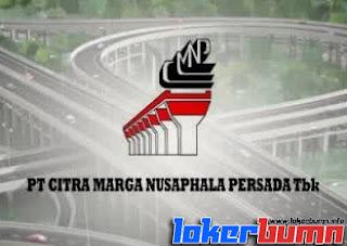 Lowongan Kerja PT. Citra Marga Nusaphala Persada, Tbk