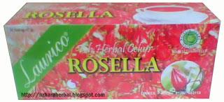 Teh Rosella Merah